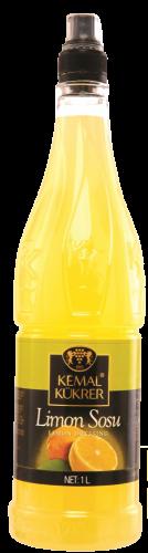 Kemal Kukrer Limon Sosu Lemon Dressing Concentrate