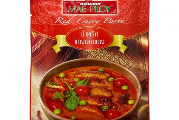 Mae Ploy Thai Red Curry 50g