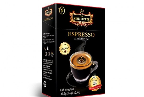 King Coffee Instant Espresso (37.5g)