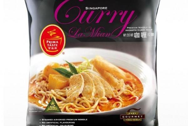 Prima Singapore Curry Lamian 178g